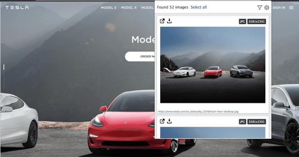 Imageye 一鍵找出網頁所有圖片,可單圖儲存和打包下載(Chrome 擴充功能) - 逍遙の窩