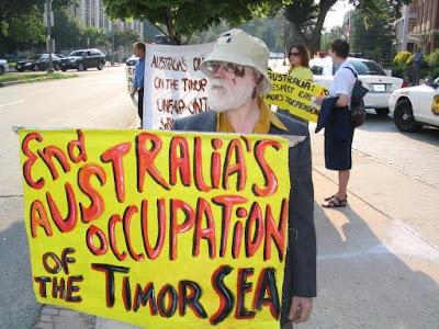 Austrália konsidera viziñu Timor-Leste ladi'ak tamba inisia prosedimentu kona-ba fronteira