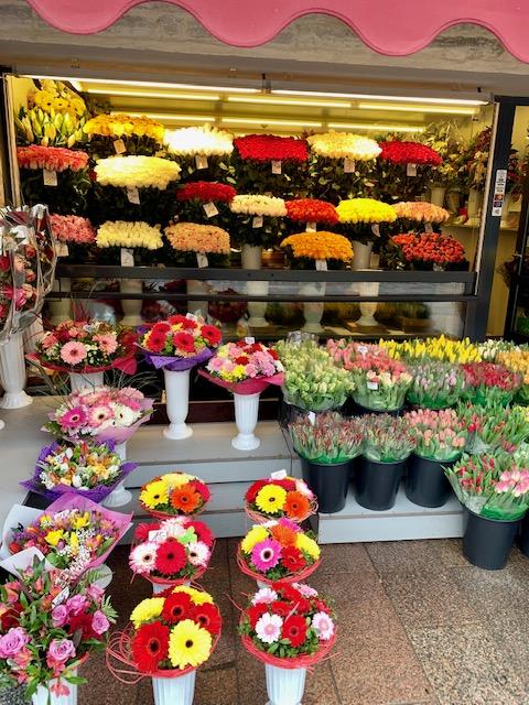 Tallinn Flower Stands