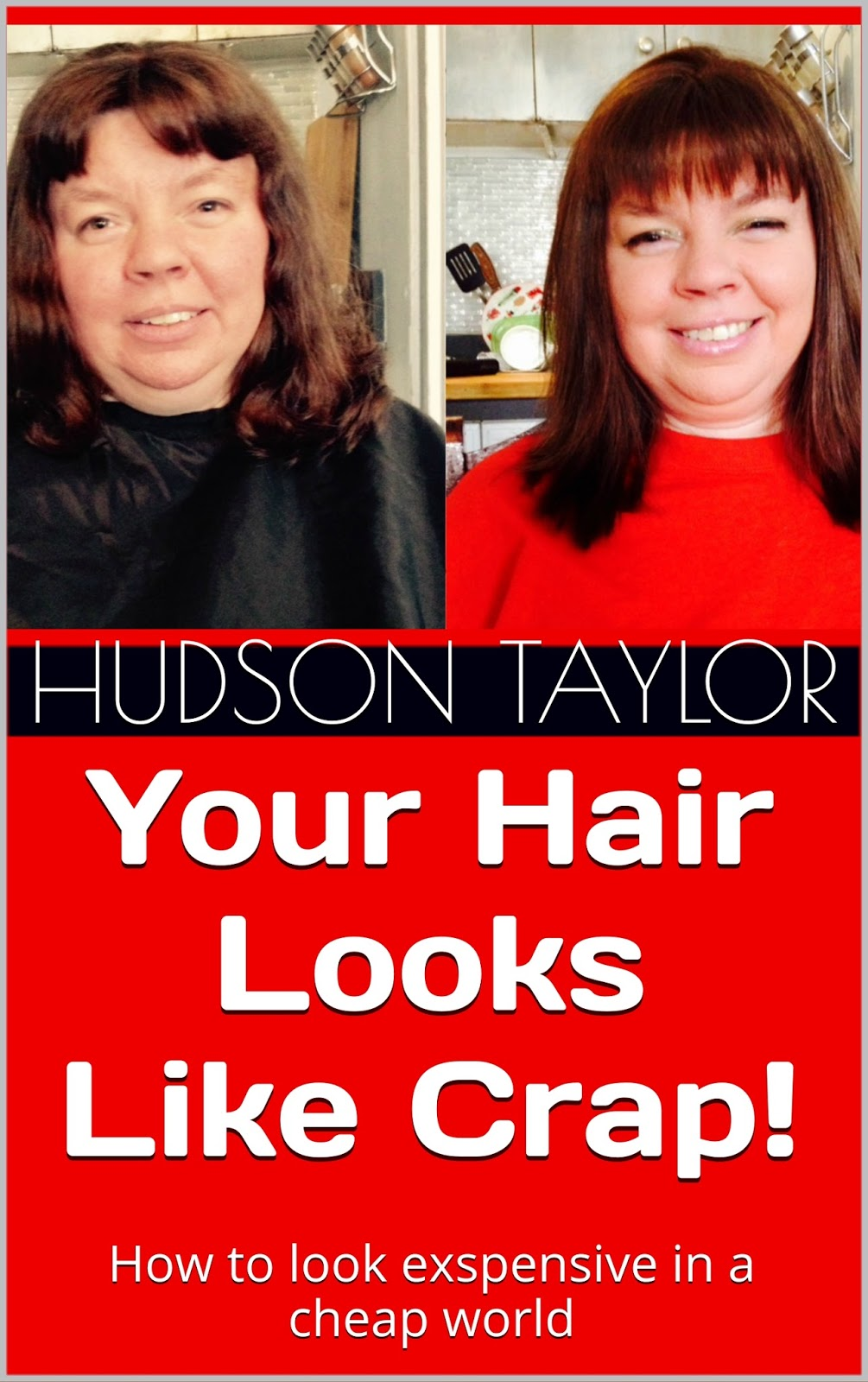 Hudson Taylor Your Mind Hair Extensions Are From Dead People