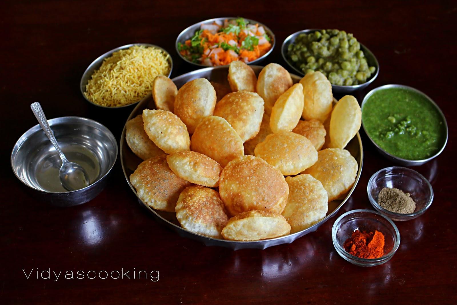 Vidyascooking step by step bangarpet pani puri recipe by vidyalakshmi first step prepare clear pani forumfinder Choice Image