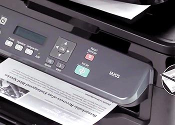 Epson WorkForce M205 Inkjet Printer