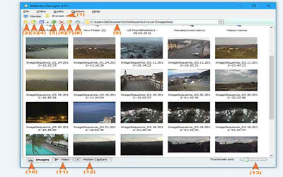 Webcam Surveyor 3.7.1 Build 1082
