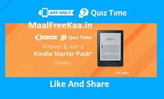 Free Kindle Starter Pack