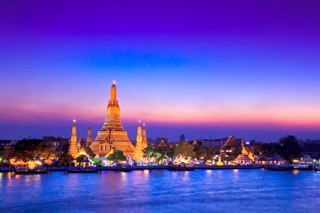 Hướng dẫn du lịch Pattaya Thái Lan 3 ngày 2 đêm tự túc