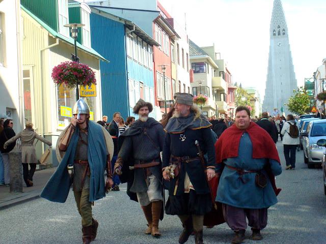 Islandeses: ¿de dónde vienen? - Historia de Islandia