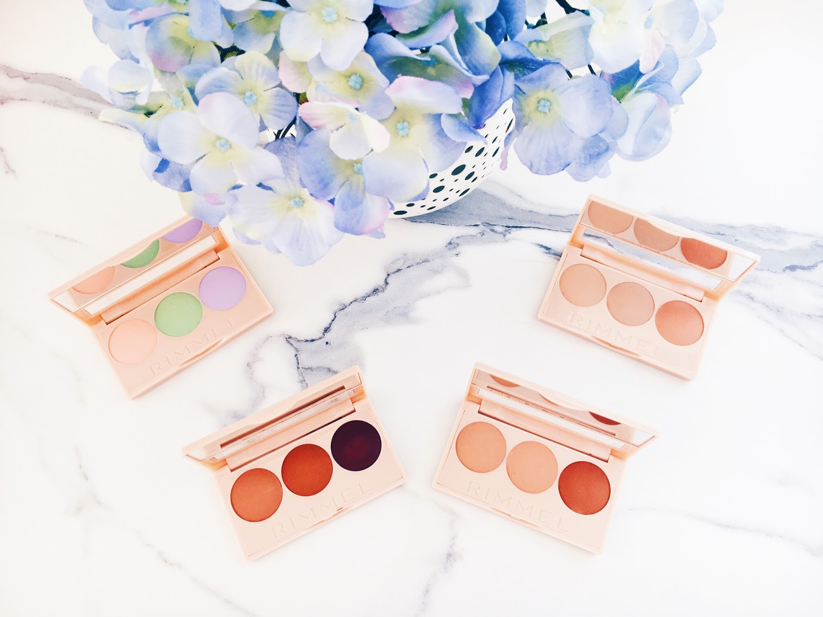 Rimmel London Insta Collection Conceal Contour Correct Palettes