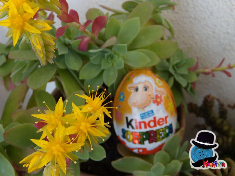 caccia alle uova con kreattiva
