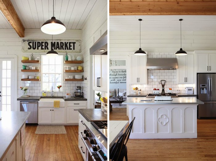 on the brightside...: inspiration | magnolia homes