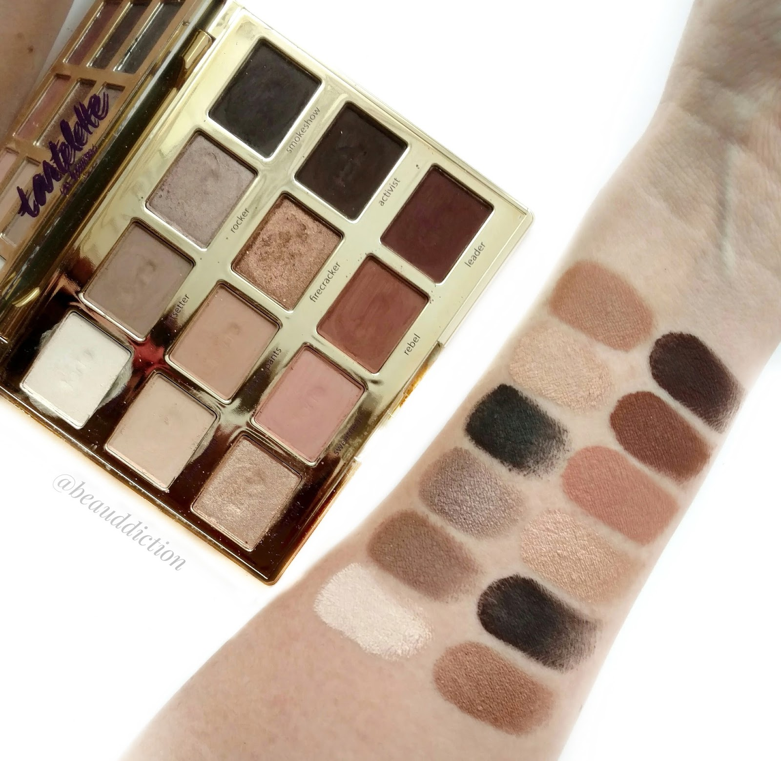 March Favorites Day 4- Nude Palettes - Beauddiction-9847