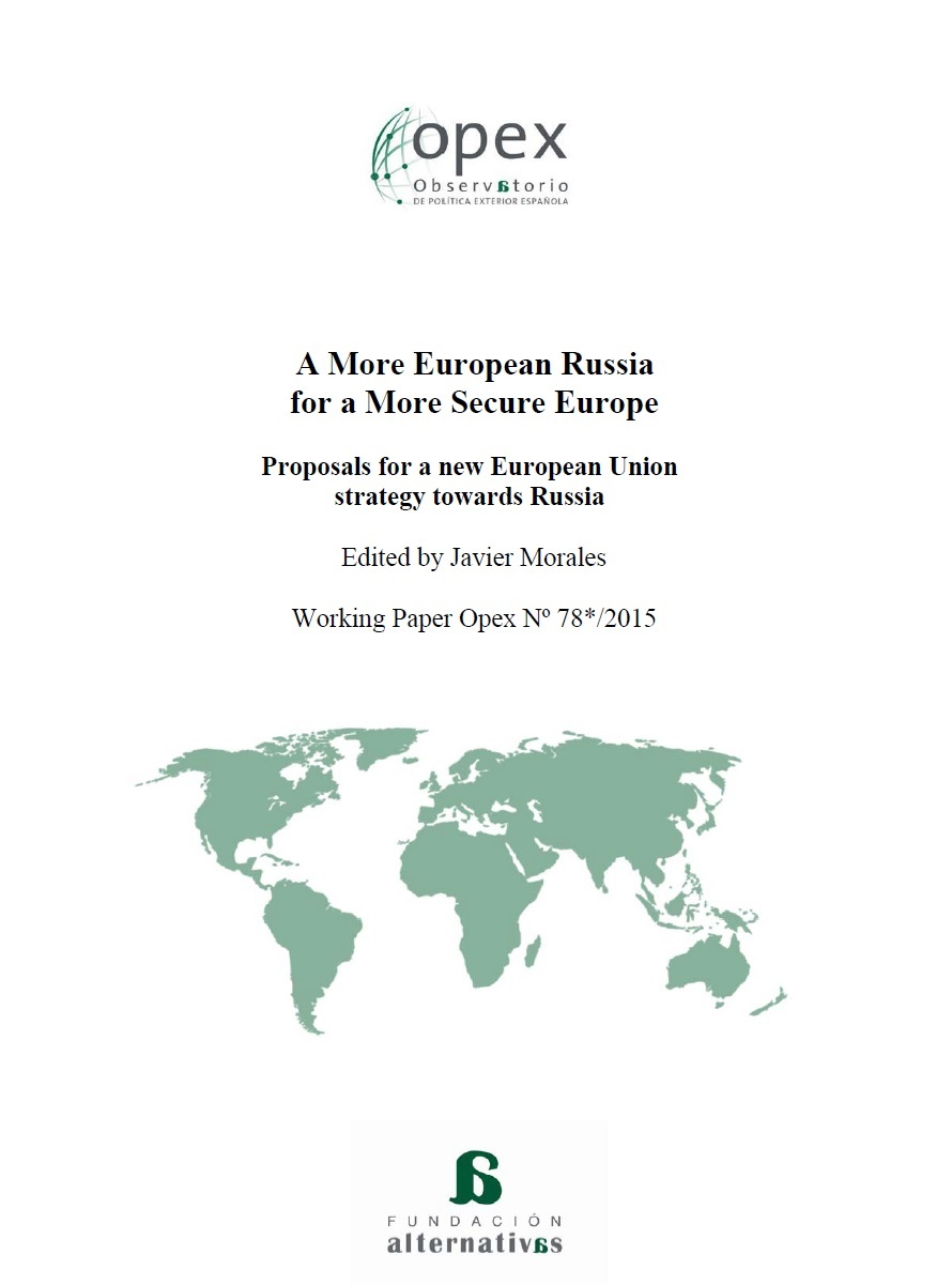 REPORT: A More European Russia for a More Secure Europe (2015)
