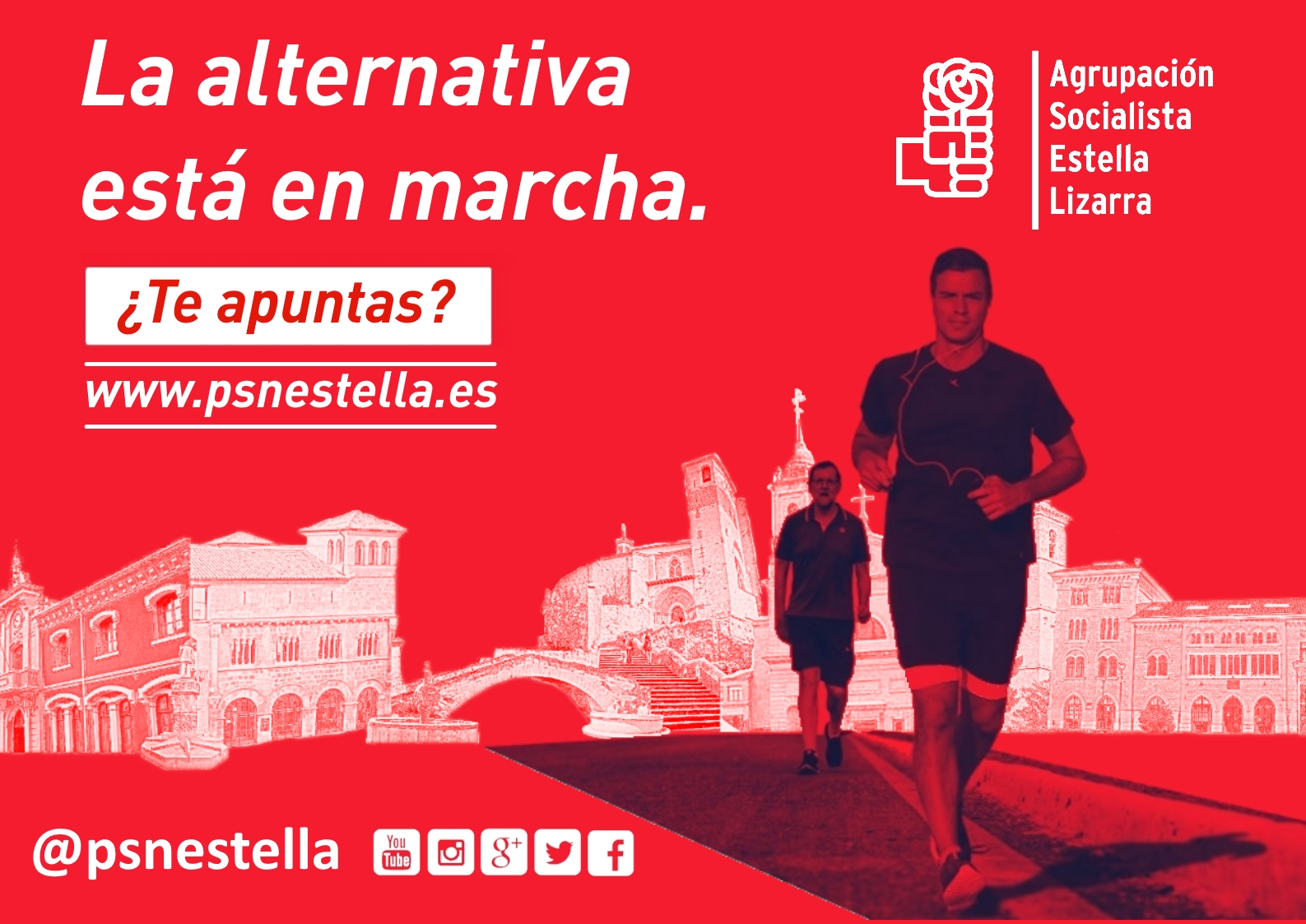 La alternativa está en marcha