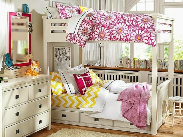 diseño cama litera