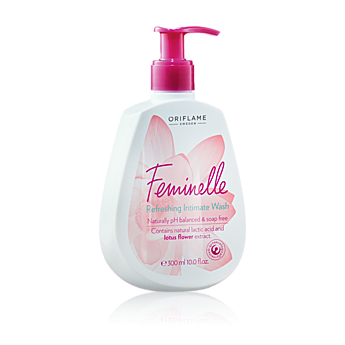 Oriflame Sweden Feminelle Intimate Wash for your Hygeine Review