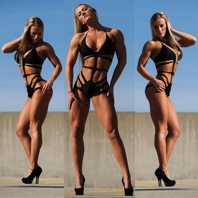 Rebekah Willich fitness model