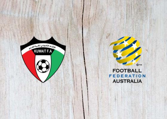 Kuwait vs Australia - Highlights 15 October 2018