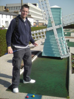 Crazy Golf in Southend-on-Sea, Essex