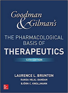 Goodman and Gilman's The Pharmacological Basis of Therapeutics - 13th Edition pdf free download