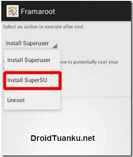 Cara Root Android Tanpa Laptop