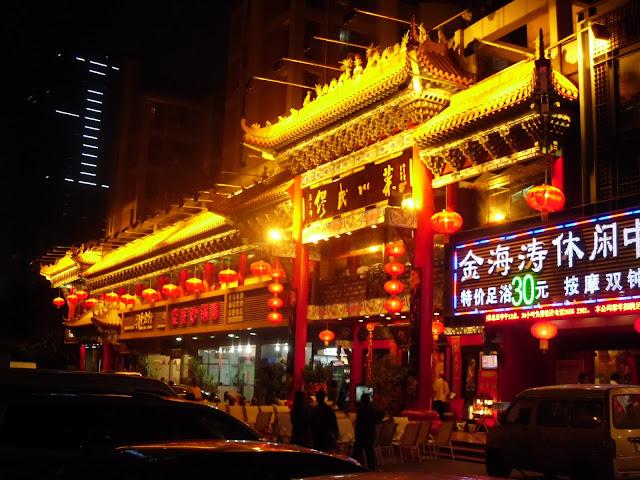Como é morar na China