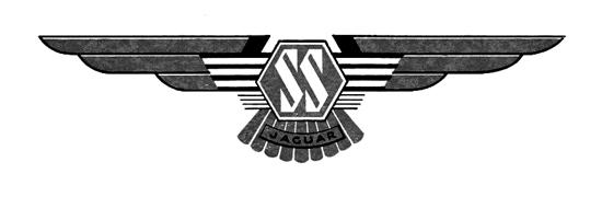 Jaguar logo 1935