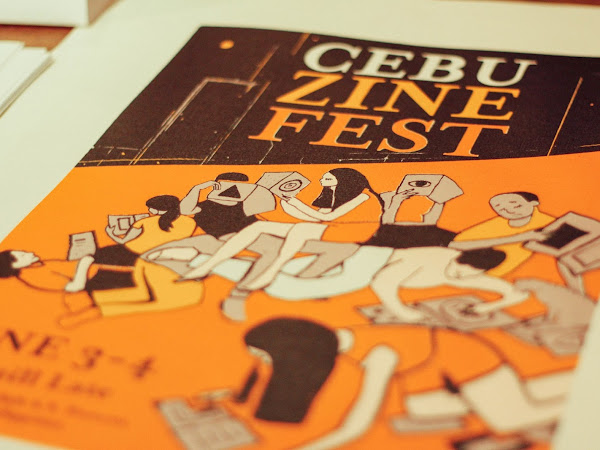 CEBU ZINE FEST AND WHY YOU SHOULD SUPPORT LOCAL ARTISTS