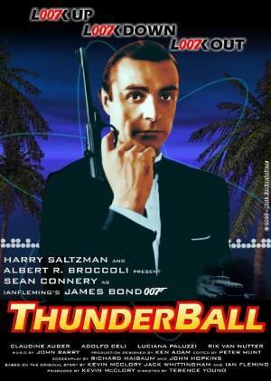 Điệp Viên 007: Quả Cầu Sấm Sét - Thunderball (1965)