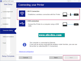 How to set Epson WIFI L-Series Printer All Types of Printers