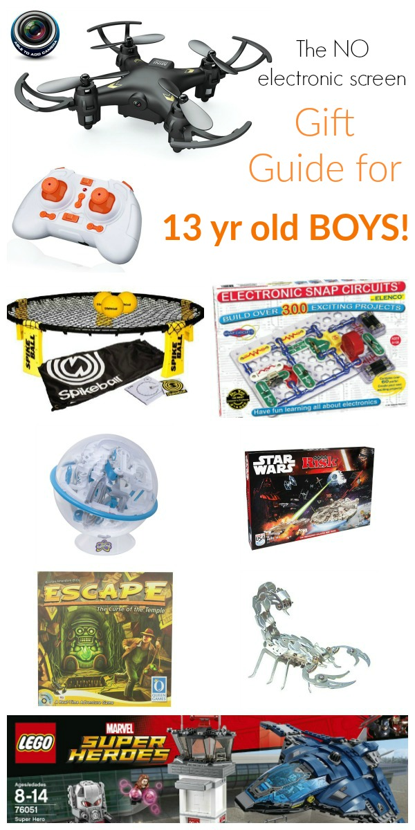 Great Christmas Gifts For 14 Year Old Boy