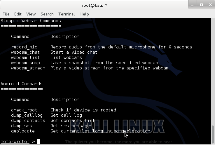 Hack To Remotely Control Any Android Device Using Kali Linux or