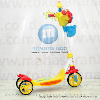 Tajimaku S212D Music Children Songs Scooter