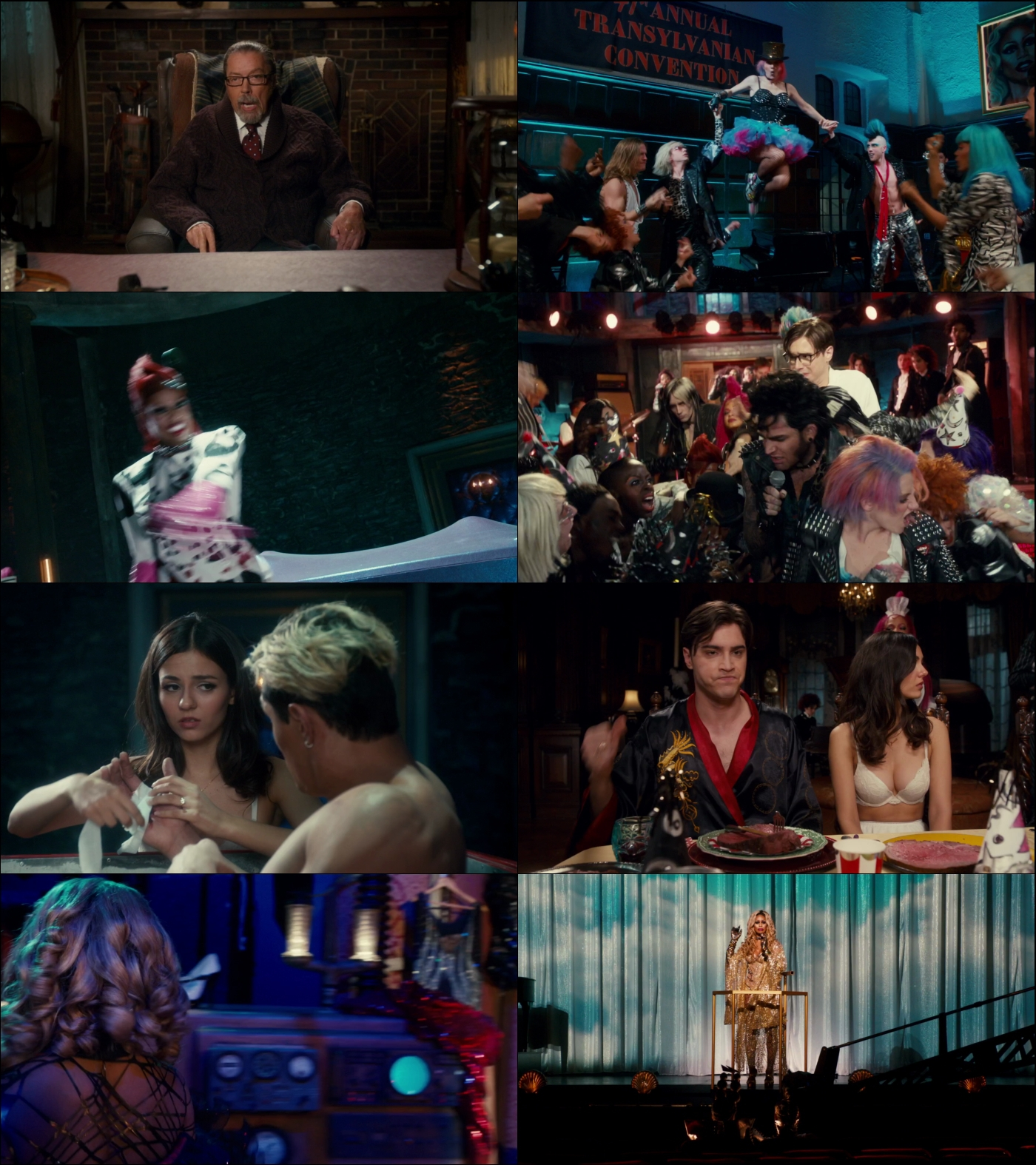 The Rocky Horror Picture Show 1080p Latino