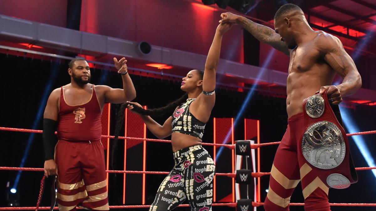 Combate pelo RAW Tag Team Championship é confirmado para o próximo RAW