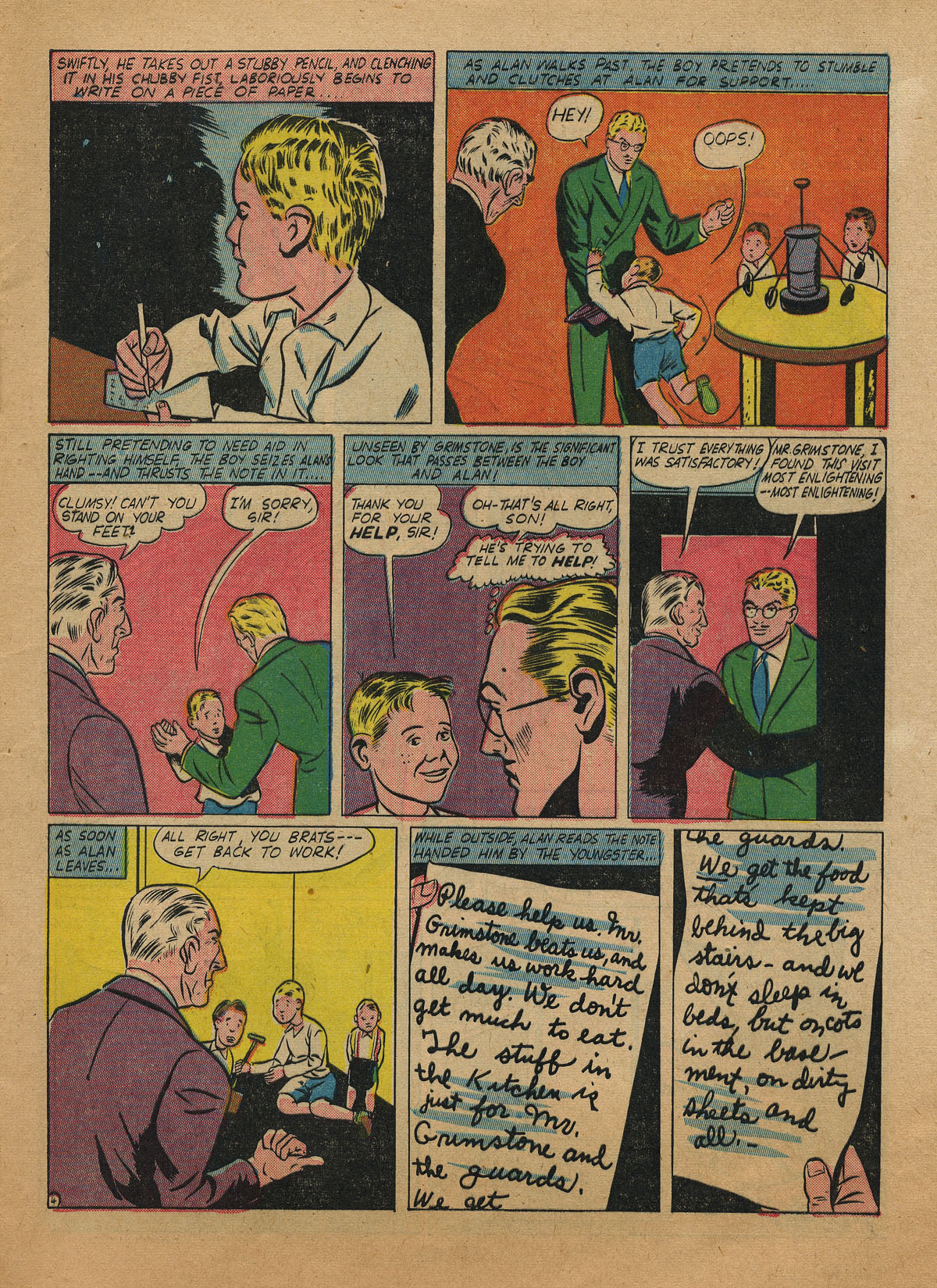 Read online All-American Comics (1939) comic -  Issue #31 - 7