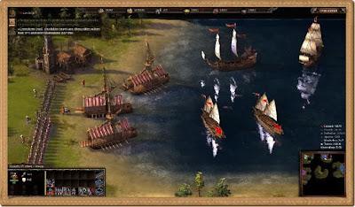 Cossacks 3 PC Games Gameplay