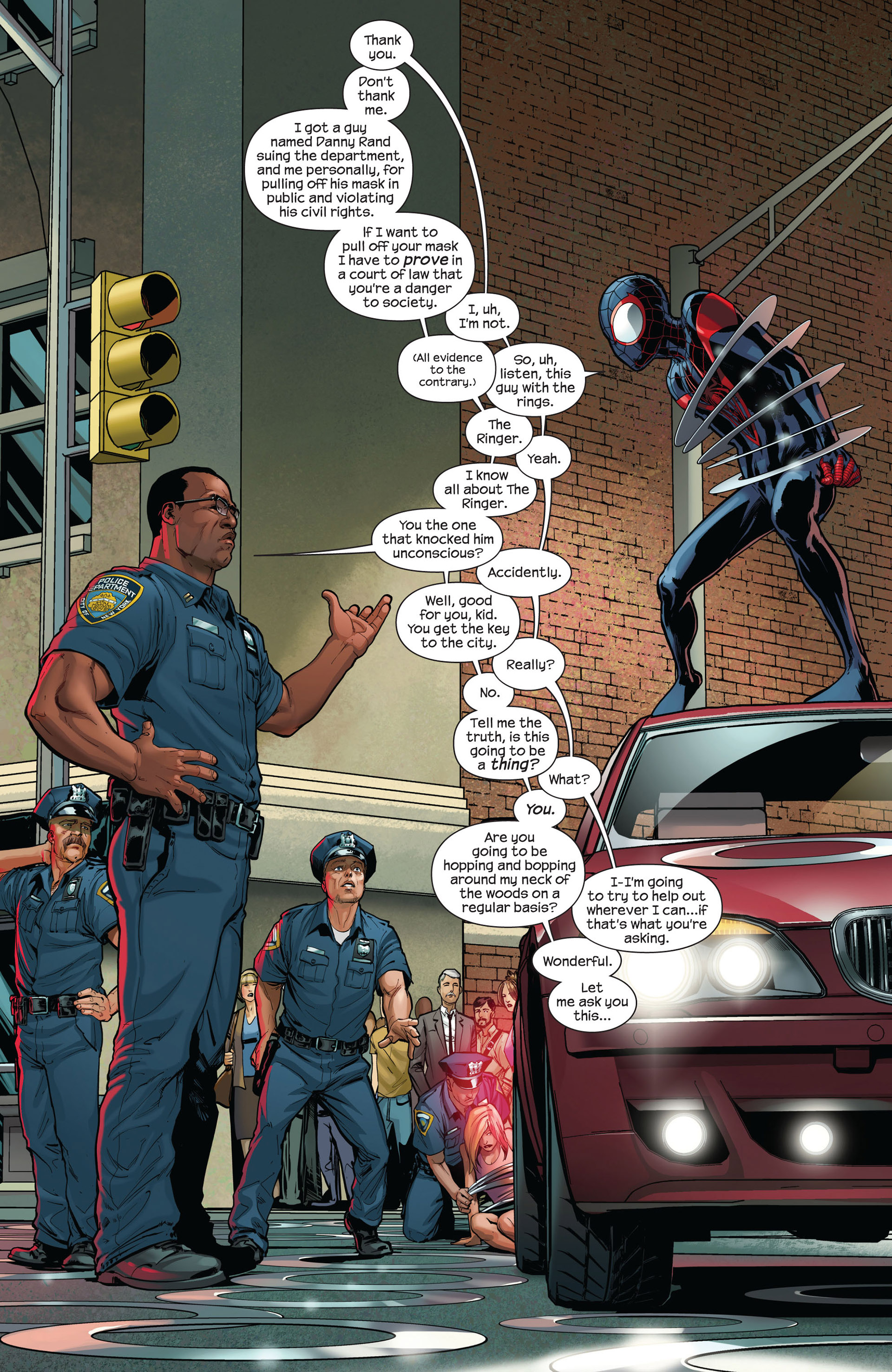Read online Ultimate Comics Spider-Man (2011) comic -  Issue #9 - 4
