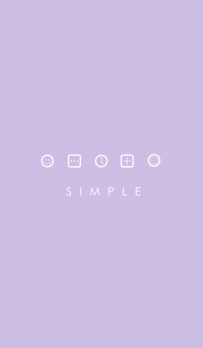 SIMPLE(purple)