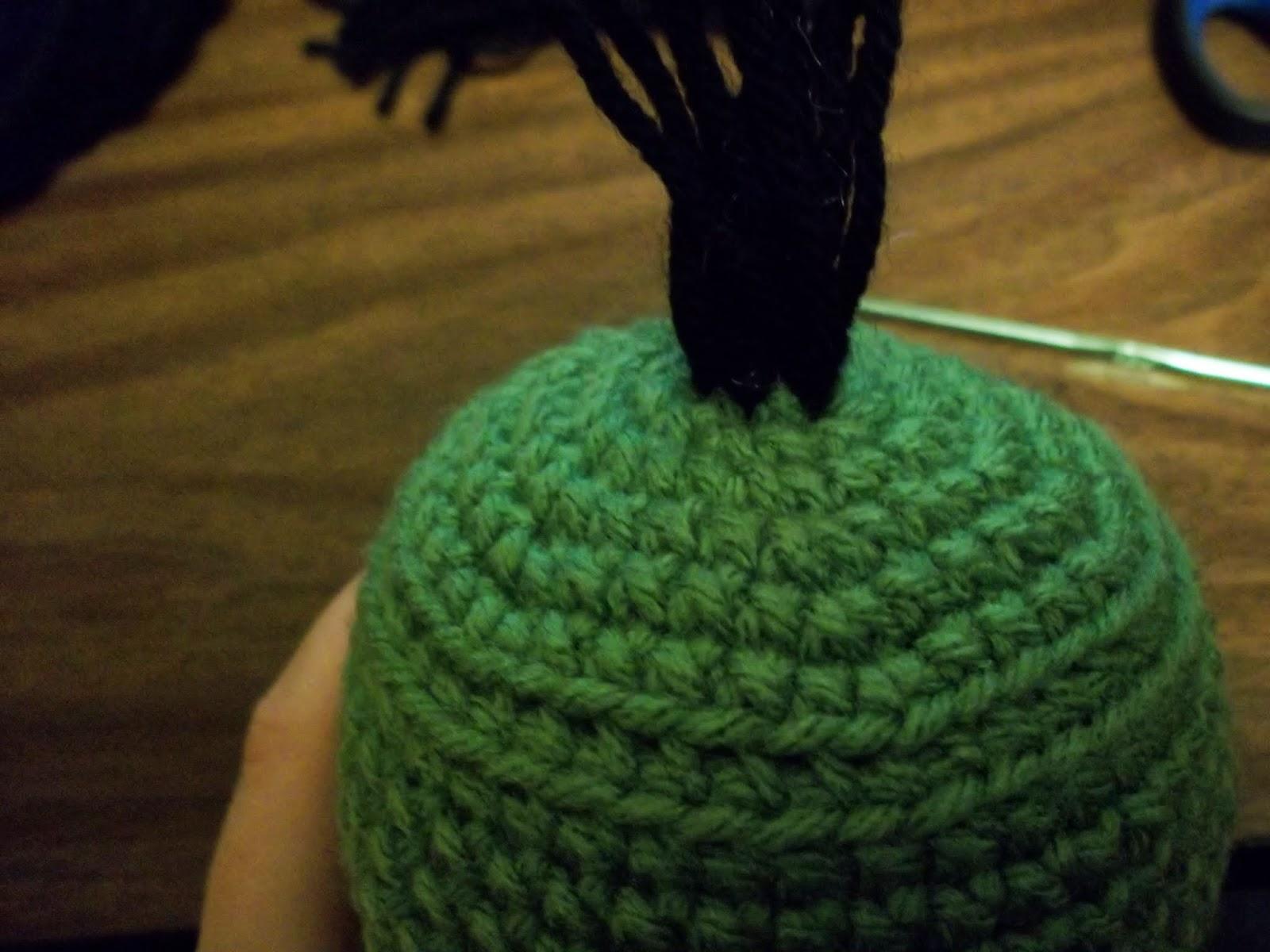 Eden is only a dream away  Little Crochet Hulk- Pattern 3a5b301bcbc