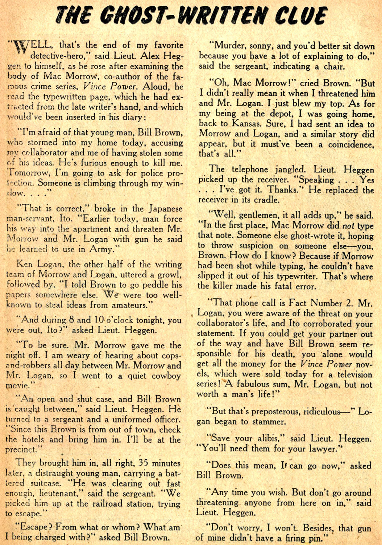 Read online Detective Comics (1937) comic -  Issue #257 - 26