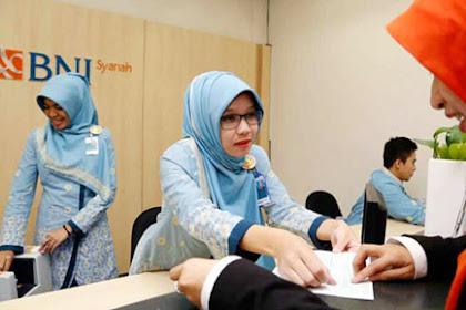 Lowongan Kerja Riau : PT. Bank BNI Syariah April 2017