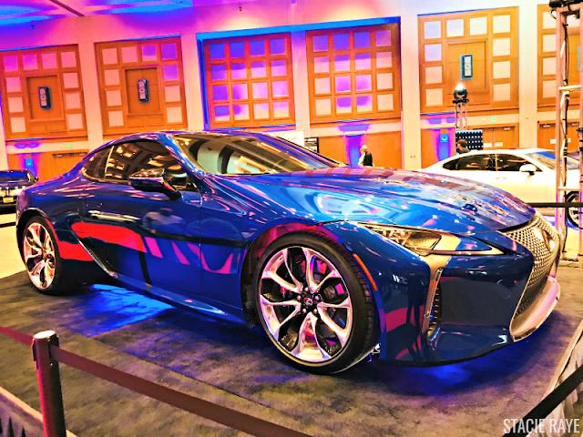 Blank panther car