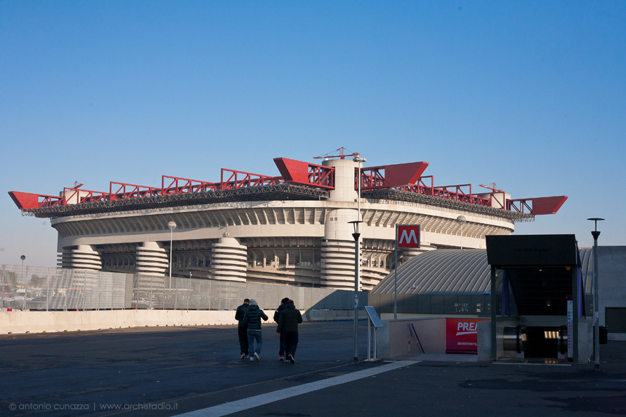 metropolitana milano stadio san siro