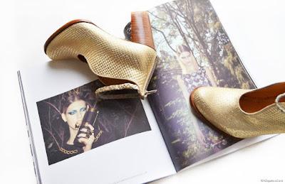 Zapatos de Fabricación Chilena