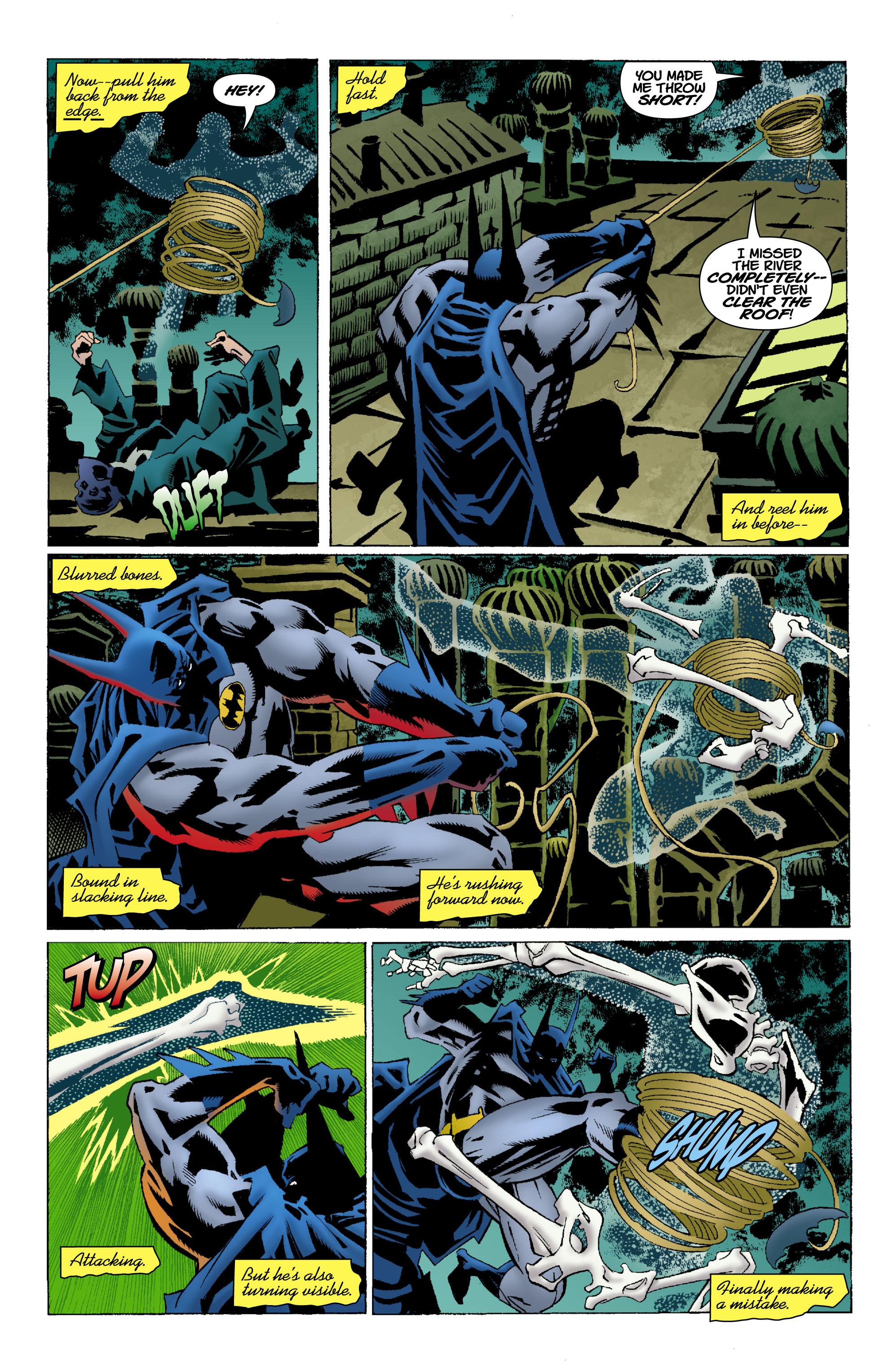Read online Batman: Unseen comic -  Issue #4 - 20