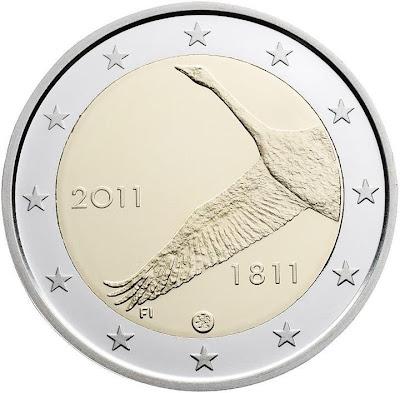 2 euroa suomen pankki