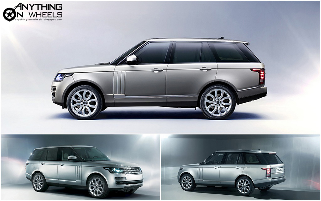 anything on wheels land rover launches the all new range rover in india prices start from inr. Black Bedroom Furniture Sets. Home Design Ideas