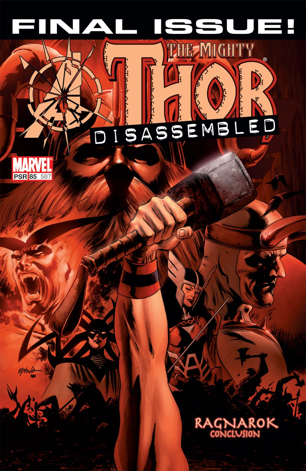 Thor (1998) Issue #85 #86 - English 1