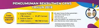 Pengumuman Hasil CPNS 2018 Resmi Kemenag