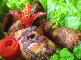 2 Resep Masakan Ayam Panggang Madu Oven dan Masak Bumbu Rujak Jawa Timur Pedas