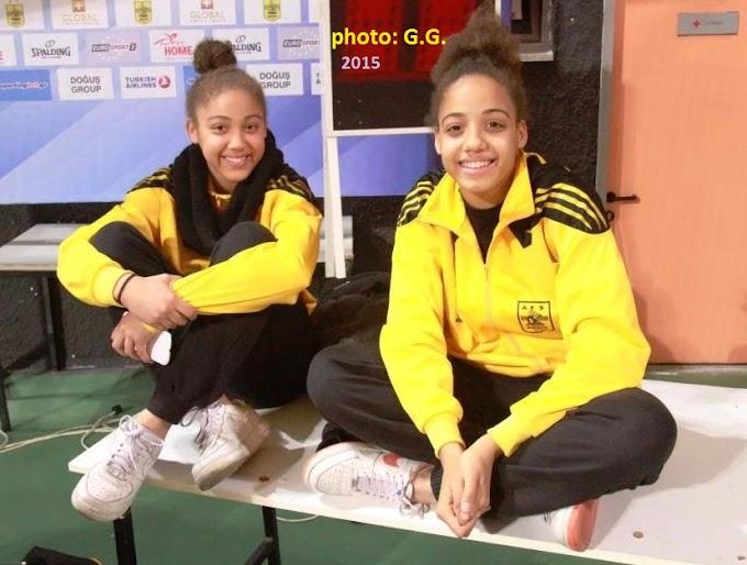 Οι πρώτες σε πόντους νεάνιδες που αγωνίζονται στα πρωταθλήματα νεανίδων και γυναικών-Στην δεκάδα οι αδελφές Τσινέκε